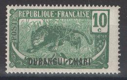 Oubangui - YT 29 * - Neufs
