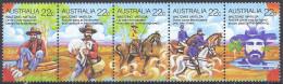 AUSTRALIE - Waltzing Mathilda - 1980-89 Elizabeth II