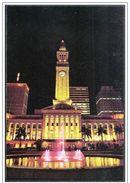 Australia/Australie: Intero, Stationery, Entier, Torre Dell´orologio, Clock Tower, Tour De L´horloge - Orologeria