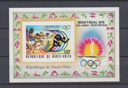 Haute Volta  Upper Volta  JO Montreal 1976  Perf   MNH *** - Estate 1976: Montreal