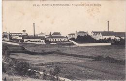 SAINT-JUST-LA-PENDUE - Vue Générale (côté Dus Usines) - Francia