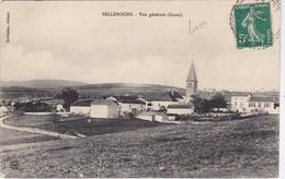 BELLEROCHE - Vue Générale (Ouest) - Francia