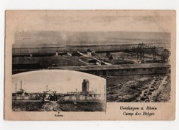 Uerdingen A. Rhein   /  Camp Des Belges - Entrée - Krefeld