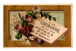 Chromo Imp. Bognard, Fleurs - Cromos