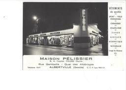 17570 -  Alberville Maison Pélissier Vêtements De Qualité - Albertville