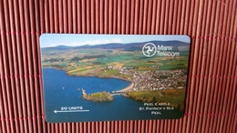 Phonecard Manx Telecom 20 Units (Mint,Neuve) Rare - Isle Of Man