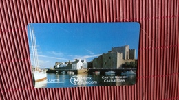 Phonecard Manx Telecom 20 Units Castle Rushen (Mint,Neuve) Rare - Isle Of Man