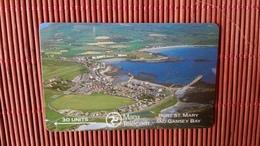 Phonecard Manx Telecom 30 Units Port St Mary (Mint,Neuve) Rare - Isle Of Man