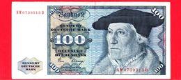 GERMANIA - Banconota Circolata - 1980 - 100 - 100 Deutsche Mark