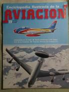 Fascículo Enciclopedia Ilustrada De La Aviacion. Número 19. 1982. Editorial Delta. Barcelona. España - Aviación