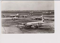 KLM K.L.M Royal Dutch Airlines Douglas Dc-6 Fleet & Constellation L-1049 @ Schiphol Amsterdam Airport No 3 - 1919-1938: Fra Le Due Guerre