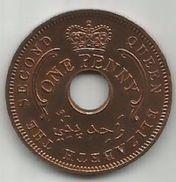 Nigeria 1  Penny 1959. KM#2 - Nigeria