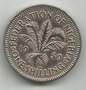 Nigeria 1 Shilling 1959. KM#5 - Nigeria