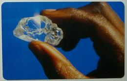 BOTSWANA - 1st Issue - Diamond - Chip -  BOT 2 - Mint - Botswana