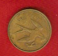 Belize - 1961 -  1 Cent  - Hirondelles - KM38 - Belize