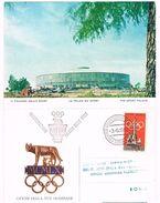 ST-318   ROMA : Palazzo Dello Sport ( Olympic Games 1960 ) - Stades