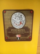 5159 - Perdrizel Oeil-de-Perdrix Provins Valais Suisse Chasseur Et Chien - Hunting