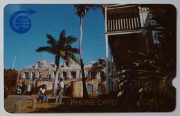 ANTIGUA & BARBUDA - GPT - $5.40 - 1CATA - 1st Issue - MINT - Antigua And Barbuda