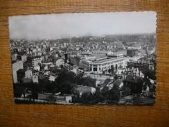 """Puteaux , Panorama Avec L'hôtel De Ville """" Belle Paire De Timbre """" Carte De 1948 """" - Puteaux"""