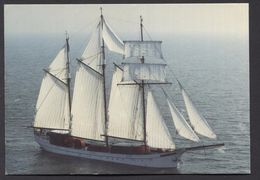 Dutch Largest Sailing Ship / Nederlands Grootste Zeilschip - NOT Used - See The 2  Scans For Condition( Originalscan ! ) - Voiliers
