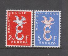 COB 1064 / 1065 ** Neuf Sans Charnière MNH Cote 10 Euro - Ungebraucht