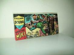 Capitan Miki Striscia (Dardo 1961)  Serie XXII° N. 21 - Libri, Riviste, Fumetti