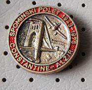 Commemorative Flight 1943/1976 Constantine Algir Airplain Aviation, Plane - Airplanes