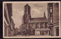 Gleiwitz Gliwice - S/w Katholische Pfarrkirche - Schlesien