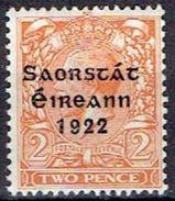 IRELAND  # FROM 1922  STAMPWORLD 32* - Nuovi