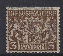 Bayern Dienst 1916-17  (o) Mi.16x - Bavière
