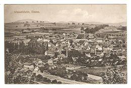 67 - WASSELONNE WASSEINHEIM ELSASS - 8 DÉCEMBRE 1918 POUR AMIENS - 2 Scans - - Wasselonne