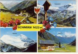 SCHMIRN - Mehrfachansicht M. Tuxerjoch, Kasern .... - Österreich