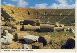 Israel - CAESAREA, Ancient Roman Amphitheatre - Israel