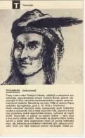 TECUMSEH Native - Der Sich Duckende Berglöwe, Politischer Und Militärischer Führer Der Indianer Vom Stamm Der Shawnee - Indiens De L'Amerique Du Nord