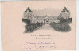 AUTUN - Ecole De Cavalerie - Autun