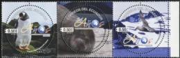 ECUADOR 2013 25th Anniversary Of The Presence Of Ecuador In Antarctica, Penguin, Bird, Fauna MNH - Ecuador