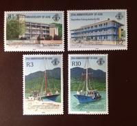 Seychelles 1989 African Development Bank MNH - Seychelles (1976-...)