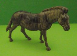 Figurine (Lessive OMO) Zèbre - Unclassified
