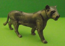 Figurine (Lessive OMO) Lionne - Unclassified