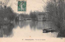 ROMORANTIN - Vue Sur La Sauldre - Romorantin