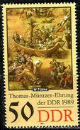 A07-28-3) DDR - Michel 3272 - ** Postfrisch (B) -  50Pf  Thomas Müntzer II - [6] Democratic Republic