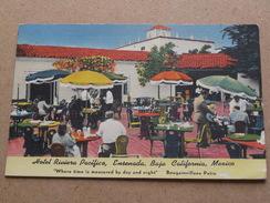Hotel RIVIERA PACIFICA Ensenada, Baja California, Mexico / Anno 19?? ( Details Zie Foto´s ) !! - Mexique