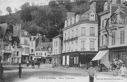 PONT AUDEMER - Place Vallomont - Pont Audemer