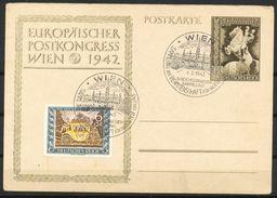 Deutsches REICH 1943 - Sonderstempel  -  Der Beamtenschaft Für Das  KWHW - Deutschland