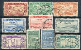 Syrie     (république )    Lot Divers Oblitérés - Syrie (1919-1945)