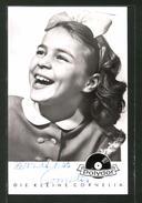 """AK Musikerin Cornelia Froboess """"Die Kleine Cornelia"""" - Musique Et Musiciens"""