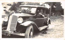 AUTOMOBILE-PHOTO - Automobiles