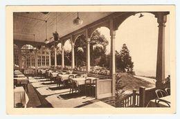 68 - HAUT KOENIGSBOURG HOTEL SCHAENZEL LÉON ZAEPPEL POSTE SAINT HIPPOLYTE - NON CIRCULÉE - 2 Scans - - France