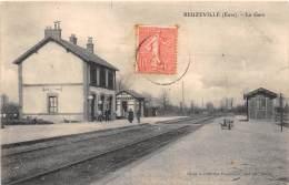 27 - EURE / Beuzeville - 27902 - La Gare - France