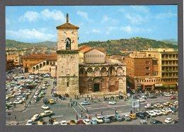 BENEVENTO Piazza Orsini E Duomo FG NV SEE 2 SCANS Animata - Benevento